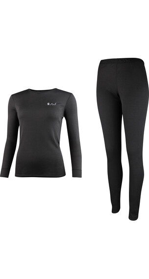 Stuf Riga 2-L - Sous-vêtement en fibres synthétiques Femme - noir